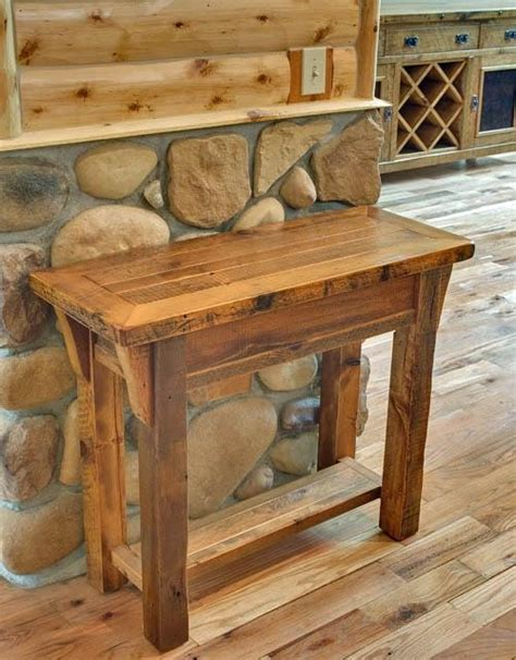 Barnwood Sideboards & Sofa Tables  Farm, Mountain. Antique Roll Top Desk. Glass Door Cabinet With Drawers. Milking Table For Sale. Acrylic Table Legs. Desk Area In Kitchen. Pottery Barn Vanity Desk. Mother Of Pearl Desk. Expanding Round Table