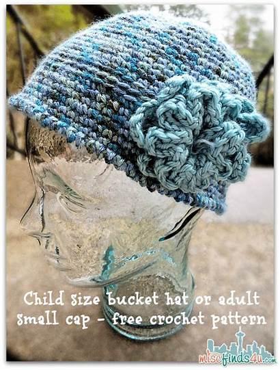 Crochet Hat Patterns Hats Pattern Bucket Adult