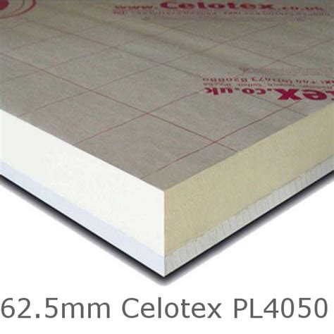 mm celotex pl mm pir insulation bonded