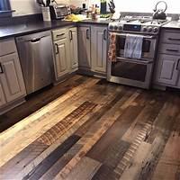 reclaimed wood floor Reclaimed Wood Flooring / Remilled Barn Wood - Aged Woods, Inc.
