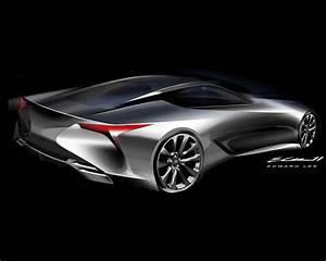 Lexus Lc Sport : lexus lf lc hybrid 2 2 sport coupe design concept 2012 ~ Gottalentnigeria.com Avis de Voitures