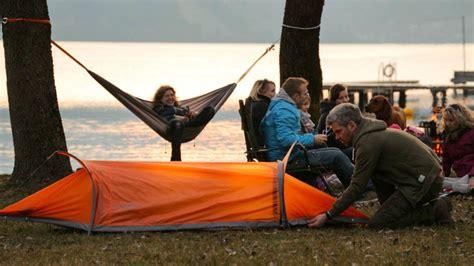 Flying Hammock by Total Coverage Wearable Hammock Is A Tent Gearjunkie