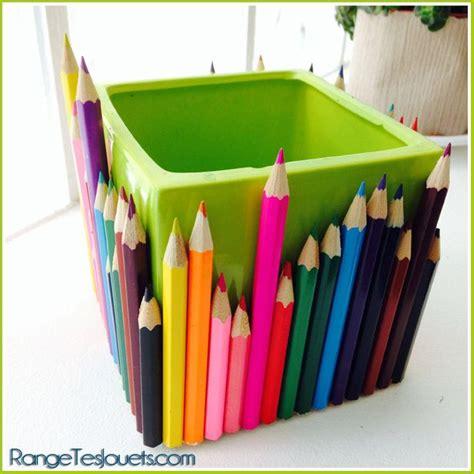merci ma 238 tresse cache pot crayons diy diy rangetesjouets idee cadeau maitresse merci