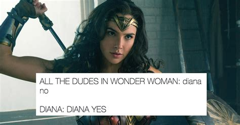 Literally Just Some Great Wonder Woman Tweets