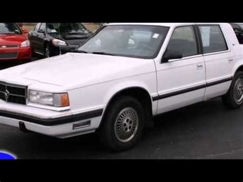 auto repair manual free download 1993 dodge dynasty navigation system 1990 dodge dynasty problems online manuals and repair information