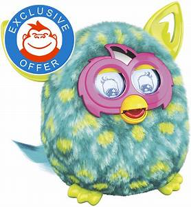 Furby Boom - Green Peacock   Toy   at Mighty Ape Australia