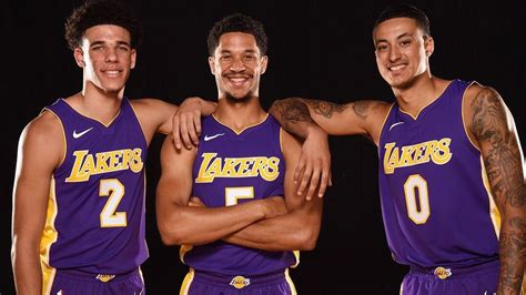 Check out Lakers' new alternate uniforms - ABC7 Los Angeles