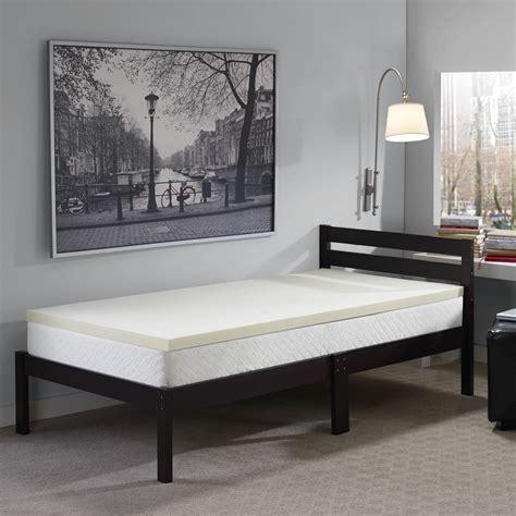 how is a xl mattress 2 inch memory foam topper xl sleep innovations
