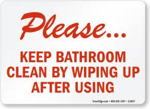 printable please keep the kitchen clean signs just b cause