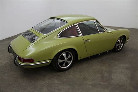 1968 Porsche 911l Coupe, Chassis# 11805068 Engine#6451401