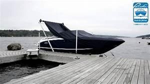 Sunstream Automatic Boat Cover