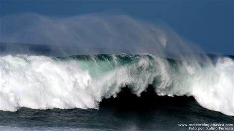 Meteorología Básica: ¿Cómo se forman las olas?