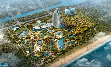 Kerzner To Develop And Manage New One&Only Resort in Sanya ...