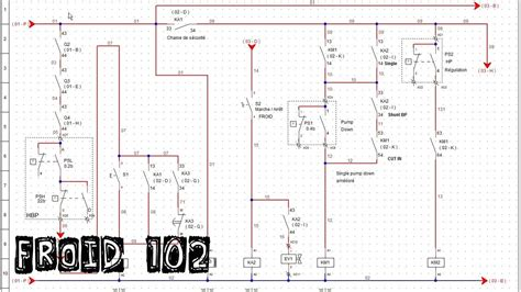 schema electrique chambre froide armoire electrique chambre froide positive raliss com