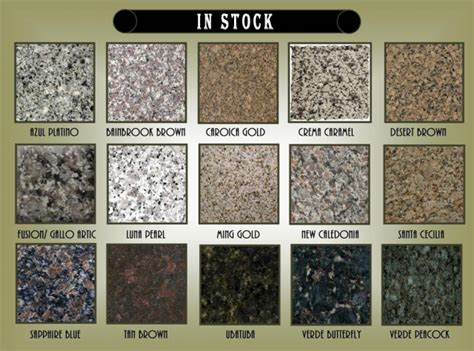1st class countertop company products