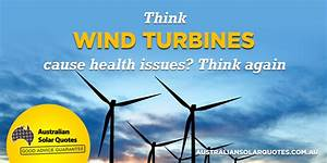 Think that wind... Wind Turbine Quotes