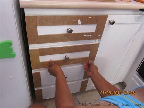 adding molding to flat kitchen cabinets kristen f davis designs shaker style cabinets 9008