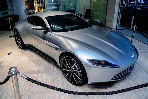 James Bond's Aston Martin Db10 Auctions For .4 Million