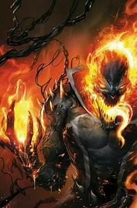 Ghost Rider symbiote bonded | Symbiote Bonds | Pinterest ...