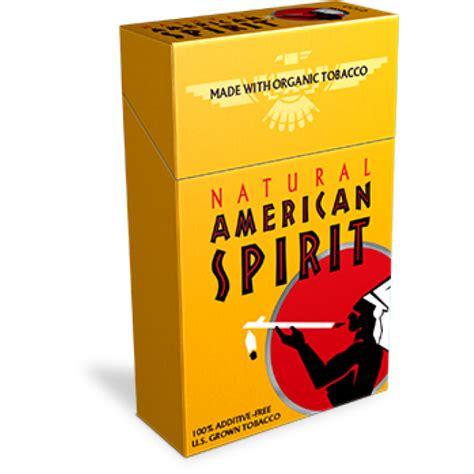 American Spirit Light by American Spirit Organic Light Pack 31800 P Gil