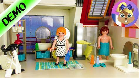 Salle De Bain Playmobil City Life Pour Maison Moderne