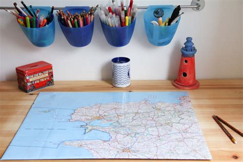 set pour bureau diy un sous de bureau carte de bretagne wonderful