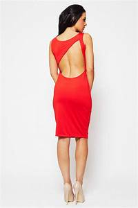 Backless Red Dress | Cocktail Dresses 2016