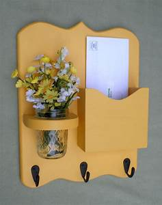 mail organizer letter holder mail holder key by legacystudio With letter organizer and key rack