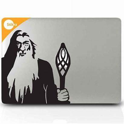 Stickers Decal Macbook Lord Rings Vinyl Mac
