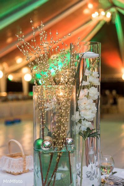 floral decor in montego bay jamaica south asian wedding