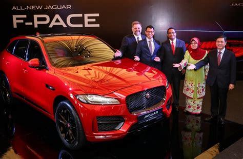 Modifikasi Jaguar F Pace by Suv Jaguar F Pace Bermula Rm598 800 Seunit Mekanika