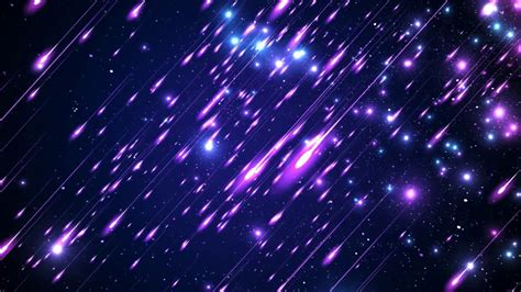 Backgrounds Moving by 4k 60fps Shooting Purple Blue Space Moving
