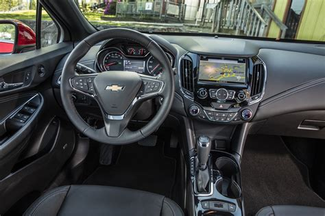 chevy cruze interior chevy unifies rs package to styling upgrades gm authority