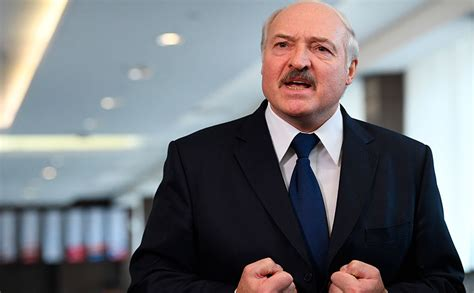 Posted at 16:07 6 may16:07 6 may. Macron should not interfere in inner affairs of Belarus, - Lukashenko - Lukashenko responds to ...