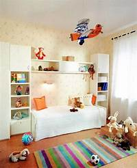 toddler room ideas Cozy Kids Bedroom Interior Decorating Ideas With Wallpaper – FNW