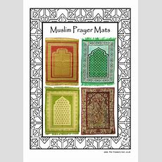 Guide And Craft Activity On Muslim, Islamic Prayer Mats By Thetreasurebox  Teaching Resources Tes
