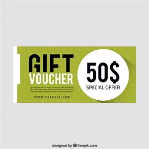 Green discount coupon Vector   Free Download