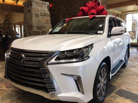lexus bow 2016 lexus lx at lexus dominion big red bow included
