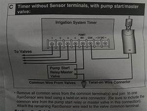 Wiring - How Do I Attach A New Rain Sensor To My Ancient Hydrotek Sprinkler Timer