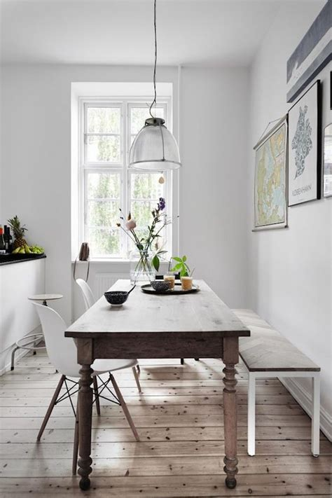 dining room table with bench 10 narrow dining tables for a small dining room