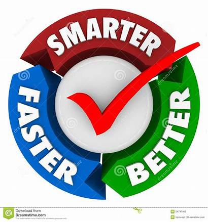 Faster Better Smarter Choice Clipart Perfect Words
