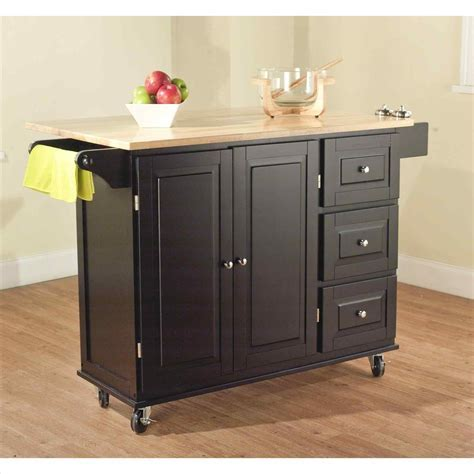 Kitchen Island On Wheels With Seating   DeducTour.com