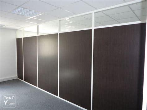 cloison aluminium bureau cloison bureau aluminium vitrée et pleine provence alpes côte d 39 azur