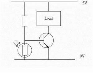 how an ldr light dependent resistor works kitronik With ldr switch circuit