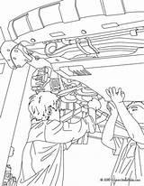 Coloring Garage Pages Mechanics Printable Getcolorings Colorings Template sketch template
