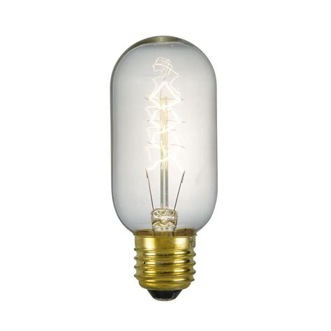 fashioned vintage light bulbs in choice of styles and