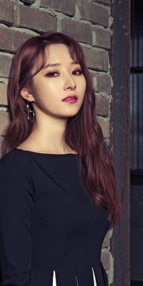 SuA Wallpaper 4K, Dreamcatcher, Korean singer, K-Pop ...