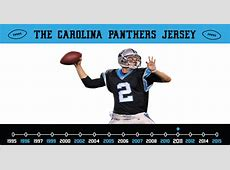The Evolution of the Carolina Panthers Jersey