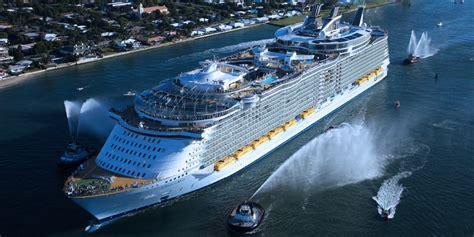 Cruise ship hiring
