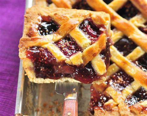 recettes de desserts aux figues les recettes les mieux not 233 es